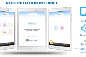 Facilien pack internet